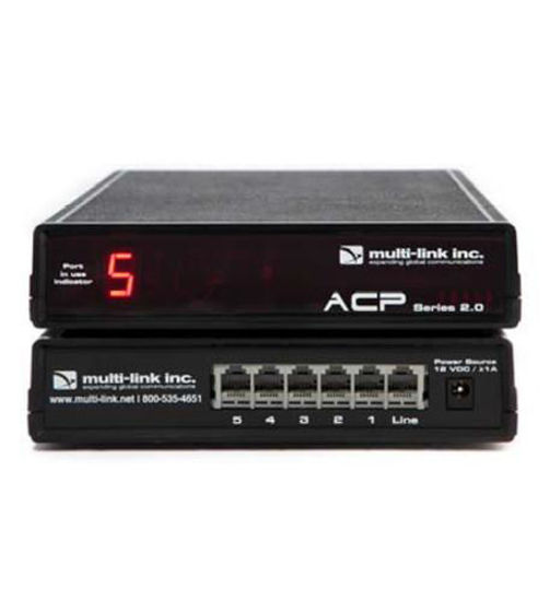 Picture of Line Sharing 5 Port Call Router ACP-500