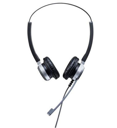 Picture of ADDASOUND Binaural USB Headset ADD-CRYSTAL-SR2802