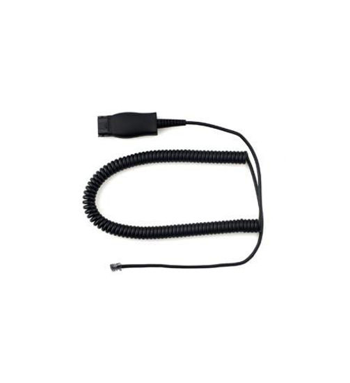 Picture of QD to RJ9 Cord for Nortel ADD-DN1004