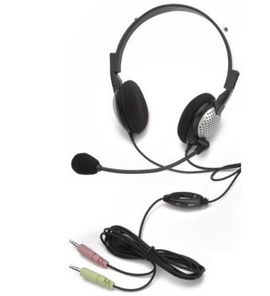 Picture of Noise Canceling Stereo Headset with Volu AND-NC185VM