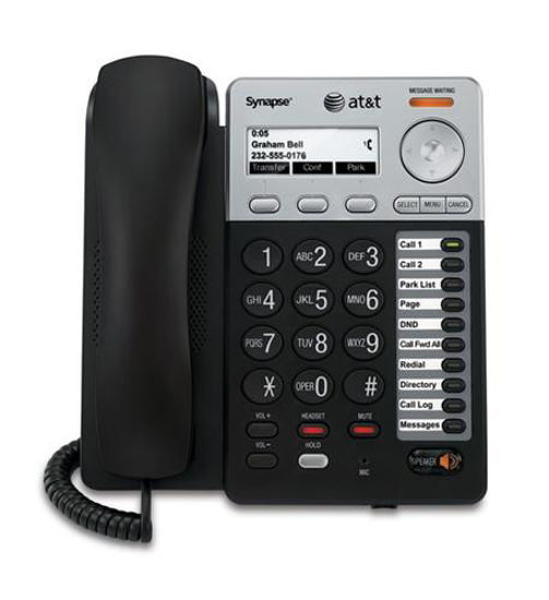 Picture of Syn248 Basic Deskset with DECT ATT-SB35025