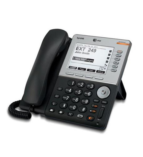 Picture of Syn248 Feature Deskset with DECT ATT-SB35031