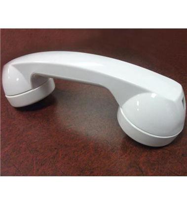 Picture of 006515-VM2-PAK Repl Handset White ITT-HANDSET-WH
