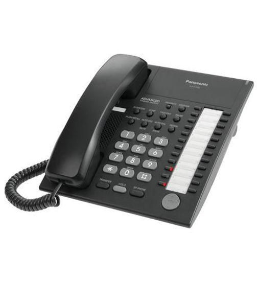 Picture of 24 Button Speakerphone Black KX-T7720-B