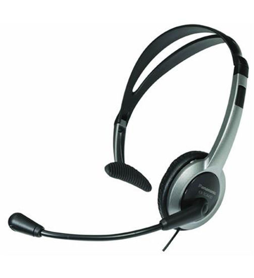 Picture of Foldable Over the Head Headset KX-TCA430