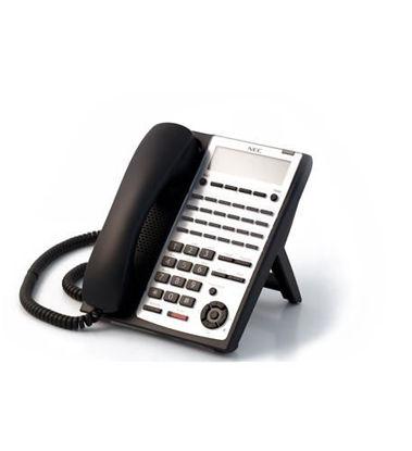Picture of BE110272 24-Button Full-Duplex Tel Black NEC-1100063