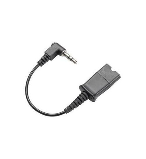 Picture of CABLE ASSY, 3.5mm, RIGHT ANGLE PLUG, QD PL-40845-01