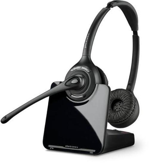 Picture of 88285-01 HD Wireless Binaural Headset PL-CS520-XD