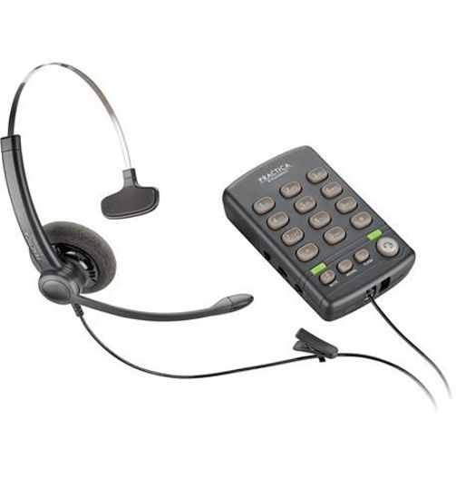 Picture of 204549-01  Telephone and Headset T110 PL-T110