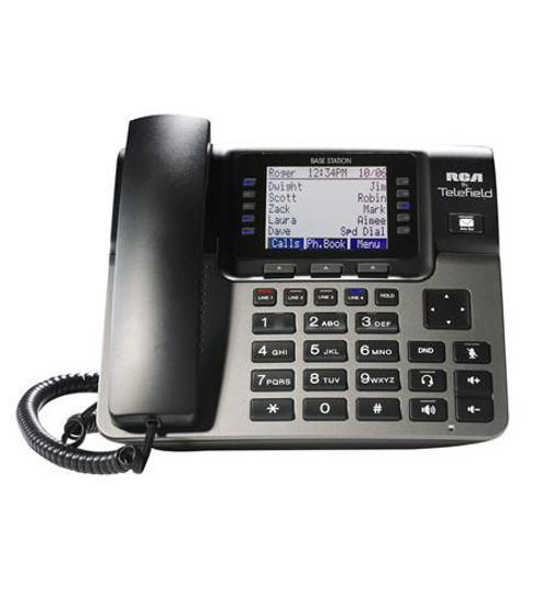 Picture of Unison 4-Line Phone System RCA-U1000
