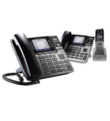 Picture of Unison 4-Line Phone System Set RCA-U1000SET