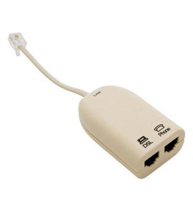Picture of 2-line Inline Adapter DSL Filer SE-900LCCS-2F-50