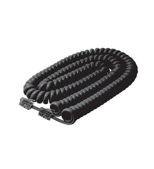 Picture of 15ft Handset Cord Black ST-302-015BK