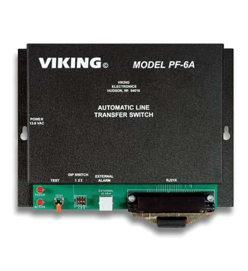 Picture of Power Fail Switch or Ground to VK-PF-6A