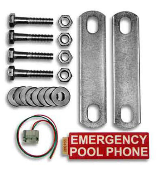 Picture of Mounting Kit for E-30 Pool Phone VK-VE-MOUNT