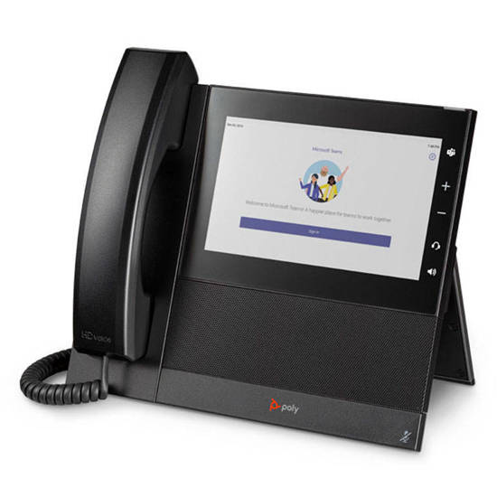 Polycom CCX 600 IP Business Media Phone Microsoft Teams Edition