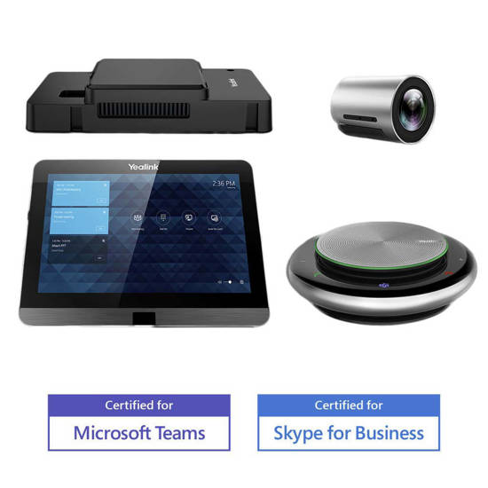 Yealink MVC300 Microsoft Teams Rooms System