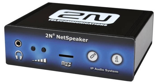 Picture of 2N 914010E - 2N NetSpeaker - Standalone Box