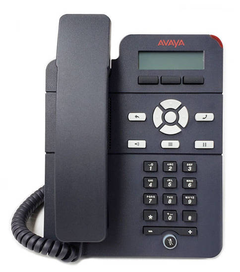 Picture of Avaya Inc AVA-700513639 - Avaya J129 IP Phone 3PCC
