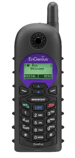 Picture of EnGenius DURAFON-SIP-HC - Durafon-SIP Handset and Charger