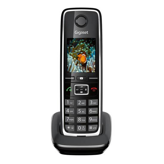 Picture of Siemens Business Comm. GIGASET-C530H - S30852-H2562-R301 Gigaset IP Handset