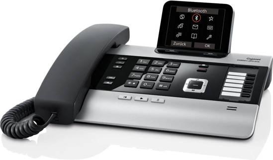 Picture of Siemens Business Comm. GIGASET-DX800A - S30853-H3100-R301 Hybrid Desktop Phone