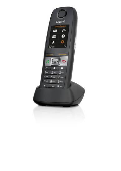Picture of Siemens Business Comm. GIGASET-E630H - S30852-H2553-R301 Gigaset Handset