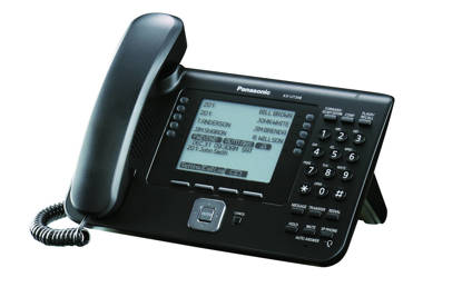 Picture of Refurbished Equipment RB-KX-UT248-B - SIP PHONE OPEN BOX
