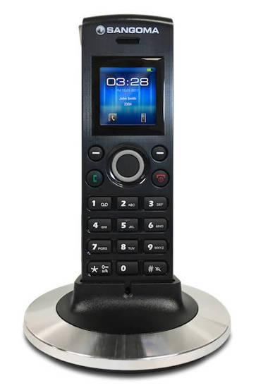 Picture of Sangoma Technologies Inc SGM-D10M - Sangoma DECT Extra Handset D10M