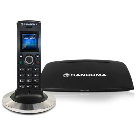Picture of Sangoma Technologies Inc SGM-DC201N - Dect D10M Handset and DB20N Base Station