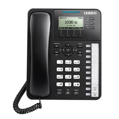 Picture of Uniden UIP3000 - Mid Level SIP Telephone