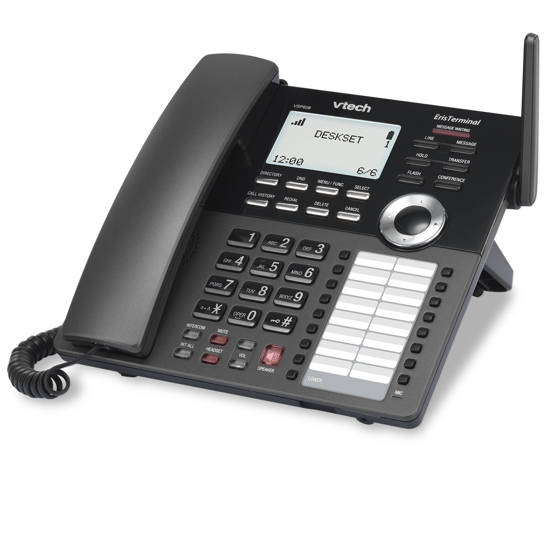 Picture of Vtech VSP608 - Cordless Deskset for ErisTerminal