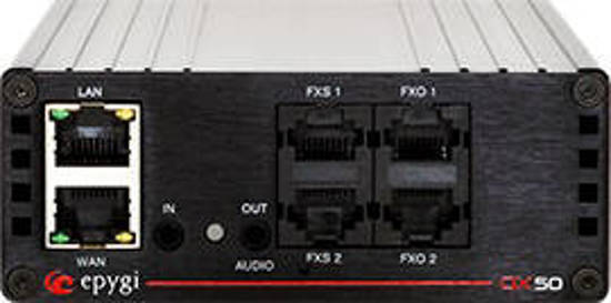 Picture of EPYGI Technologies EPY-QX50 - QX50 Voip Communications Appliance