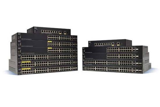 Picture of CISCO SG350-52MP-K9 - SG350-52MP 52PT GIGABIT MAX-POE MGD SWCH