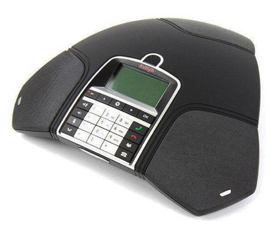 Picture of Avaya Inc AVA-700513322 - Avaya B179 SIP Conf Phone 3PCC PoE Only