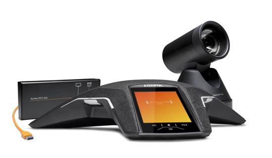Picture of Konftel 854401088 - Konftel C50800 Hybrid Video Kit US