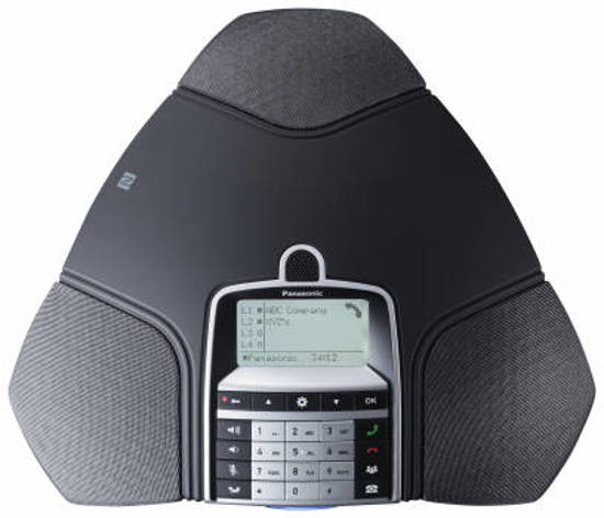 Picture of Panasonic Warranty HDV800 - IP Conferencing Phone