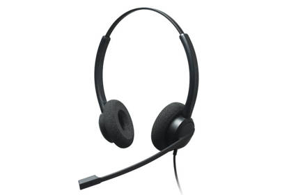 Picture of ADDASOUND CRYSTAL2732 - Dual Ear Noise Cancelling Headset