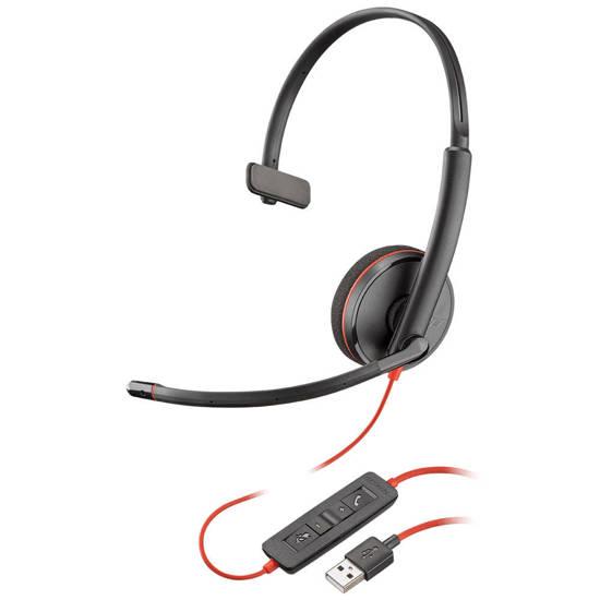 Picture of Plantronics 209744-101 - Blackwire C3210 USB-A