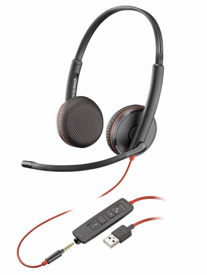 Picture of Plantronics 209747-101 - Blackwire C3225