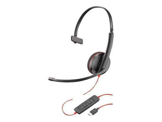 Picture of Plantronics 209748-101 - BLACKWIRE,C3210 USB-C