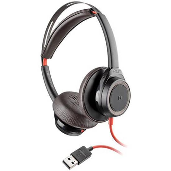 Picture of Plantronics 211144-01 - BLACKWIRE 7225 BW7225 USB-A BLACK