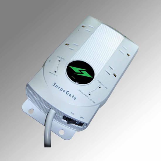 Picture of ITW Linx M4KSU - SurgeGate 4 Outlet AC