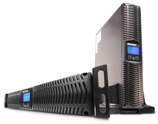 Picture of MINUTEMAN UPS E1500RTXL2U - Enterprise Plus LCD 1500VA Ext Runtime