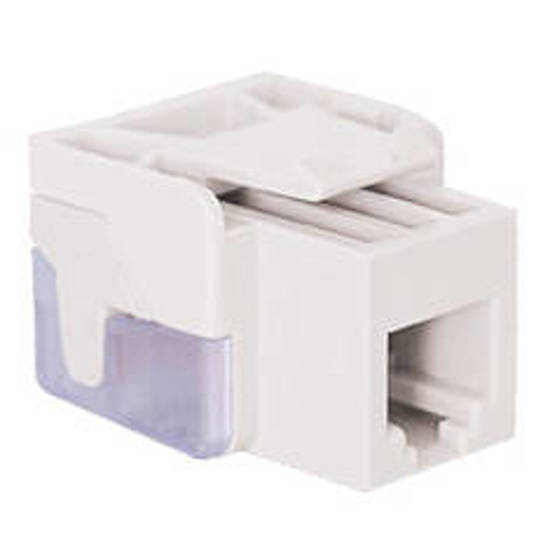 Picture of ICC CAT3JK-6-WH - IC1076V0WH - Cat3 Jck 6Con. WHITE