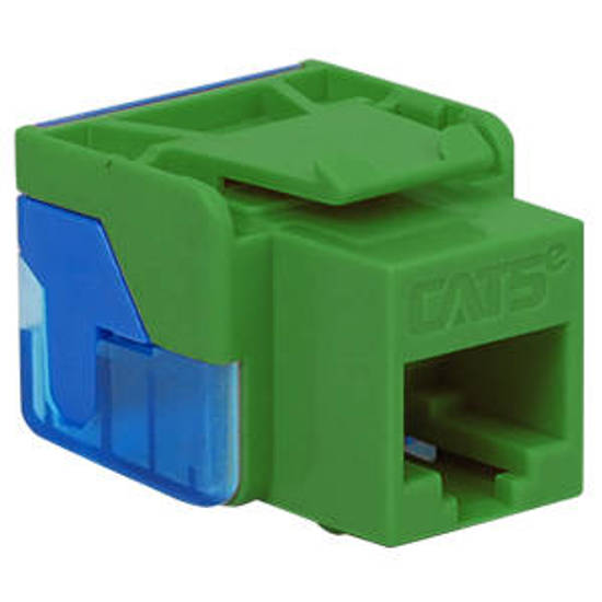 Picture of ICC CAT5JACK-GN - IC1078E5GN - Cat5 Jck GREEN