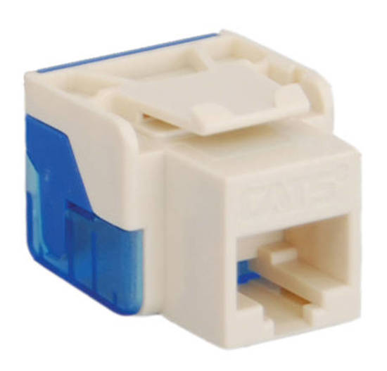 Picture of ICC CAT5JACK-WH - IC1078E5WH - Cat5 Jck - White