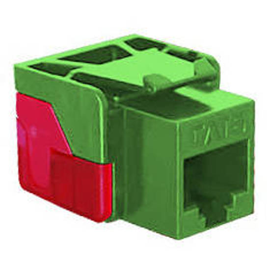 Picture of ICC CAT6JACK-GN - IC1078L6GN - Cat6 Jack - Green