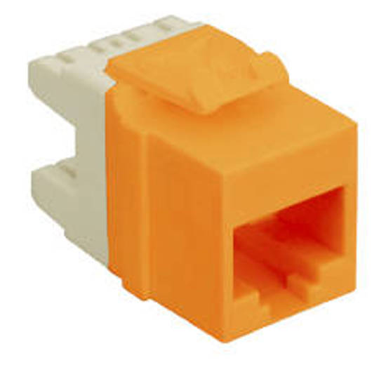 Picture of ICC IC1076F0OR - MODULE, VOICE, RJ-11, HD, ORANGE