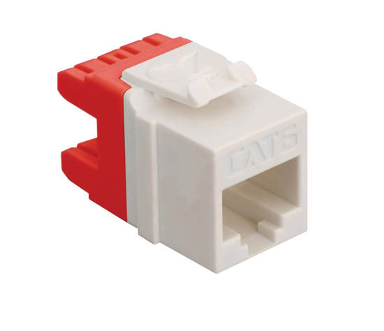 Picture of ICC IC1078F6WH - MODULE, CAT 6, HD, WHITE
